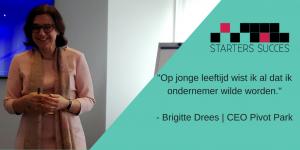 Brigitte Drees (CEO Pivot Park) vertelt haar verhaal