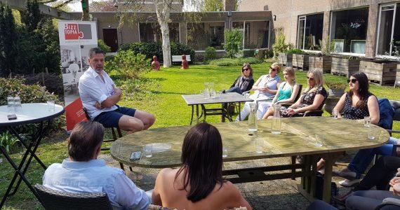 Bites & Business Frank Jansen vertelt over @Paulus