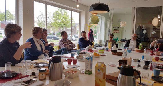 Kennisontbijt startende ondernemers Oss
