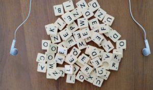 Allemaal letters op een hoop