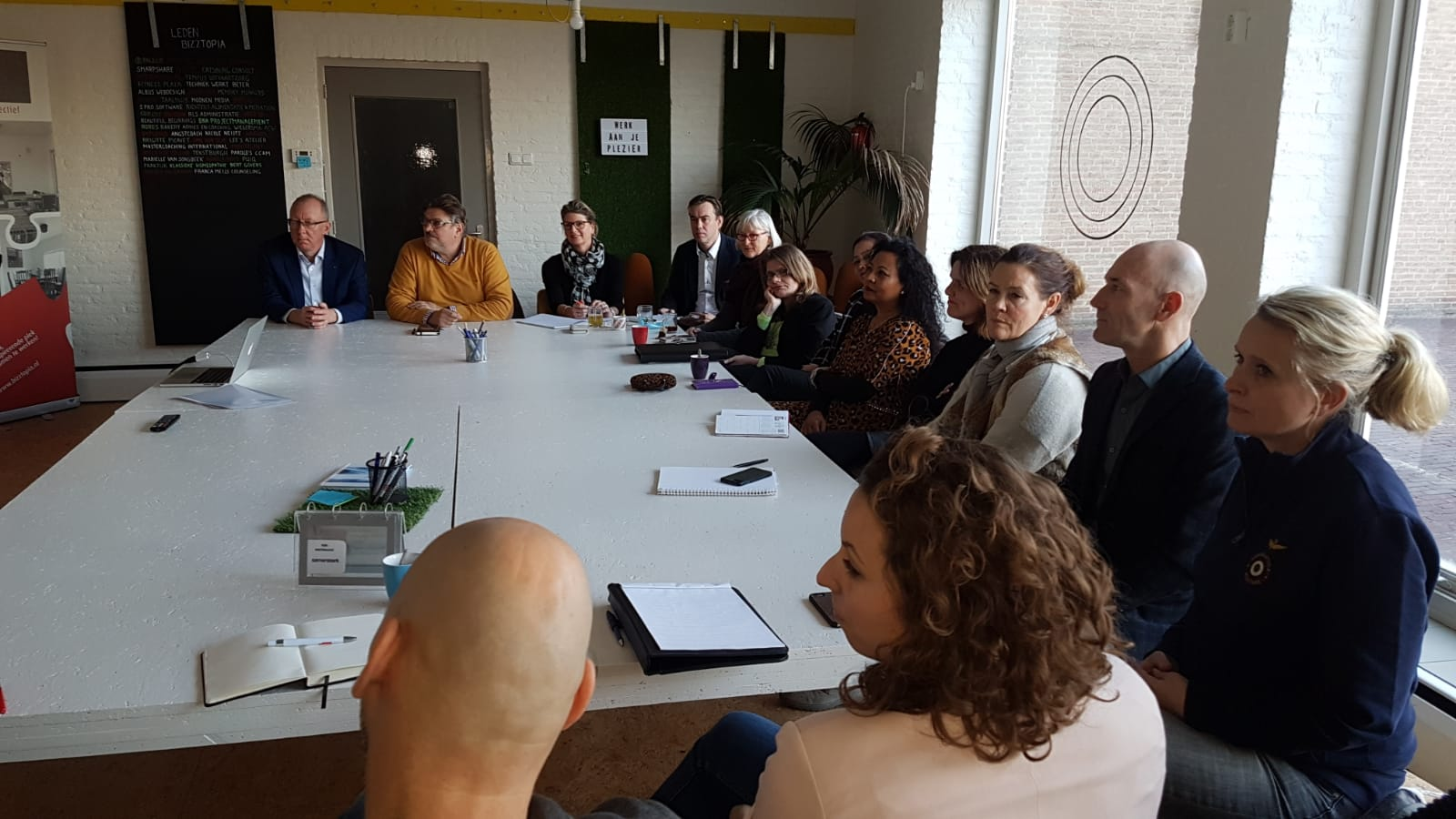 Bites & Business workshop voor startende ondernemers Oss, Heesch, Nistelrode