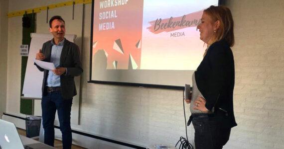 Suzanne Beekenkamp op Bites & Business voor startende ondernemers uit Oss