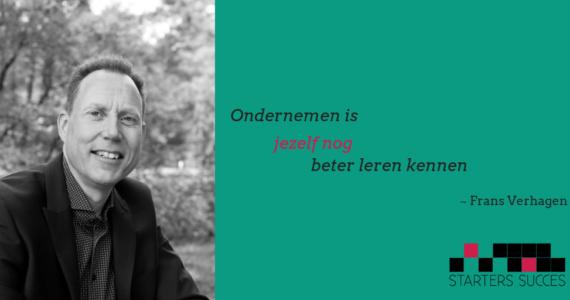 Frans Verhagen quote