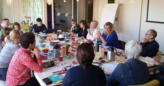 kennisontbijt februari voor starters in Oss Bernheze